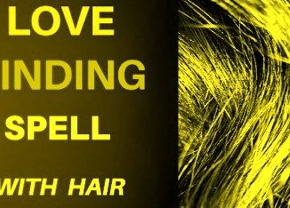 Cast A Love Spell Using Hair