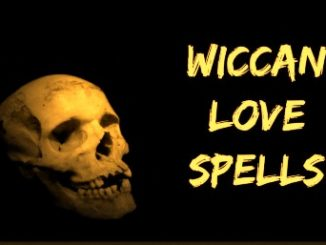 Wiccan Spells For Love