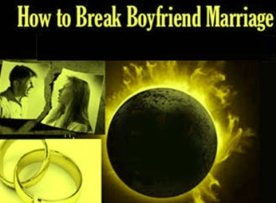 How To Break Someone Marriage By Mantra