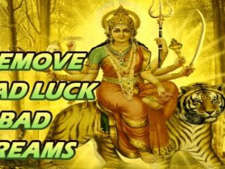 Mantra To Remove Bad Luck